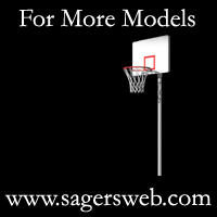 Free Basketball Hoop by sagersweb
