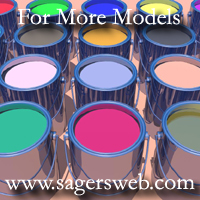 Free Paint Can from SagersWeb's Paint Kit at Store by sagersweb